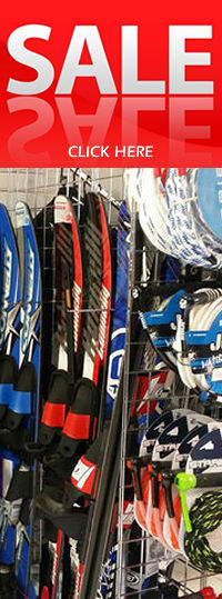 Water Ski & Waterskiing Equipment Clearance Sale